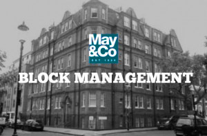 May & Co Block Management London