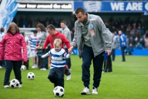 Down's syndrome football