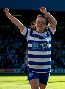QPR Tiger Cubs Downs Syndrome Football